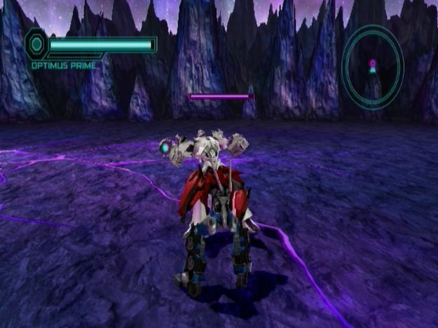 Images Transformers Prime : The Game Wii - 28