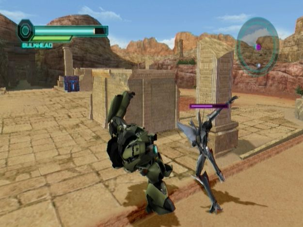 Images Transformers Prime : The Game Wii - 35