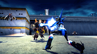 Images Transformers Prime : The Game Wii - 1