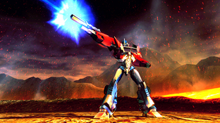 Images Transformers Prime : The Game Wii - 2