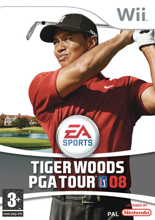 Tiger Woods pga tour 2008 Tw08wi0f