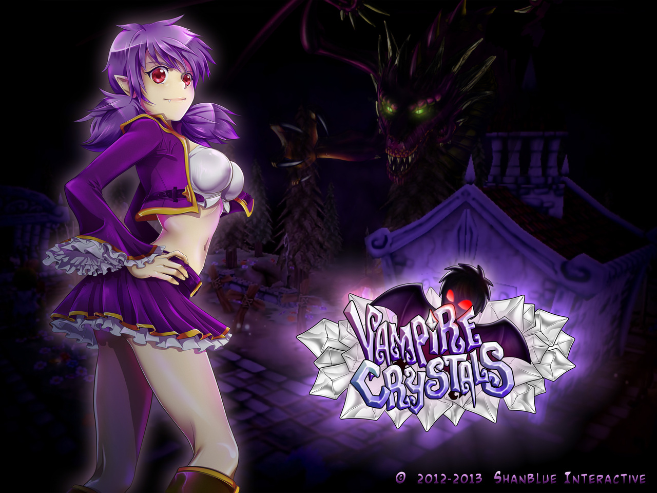 jeuxvideo.com Vampire Crystals - Wii Image 10 sur 157
