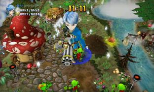 Test Vampire Crystals Wii - Screenshot 11