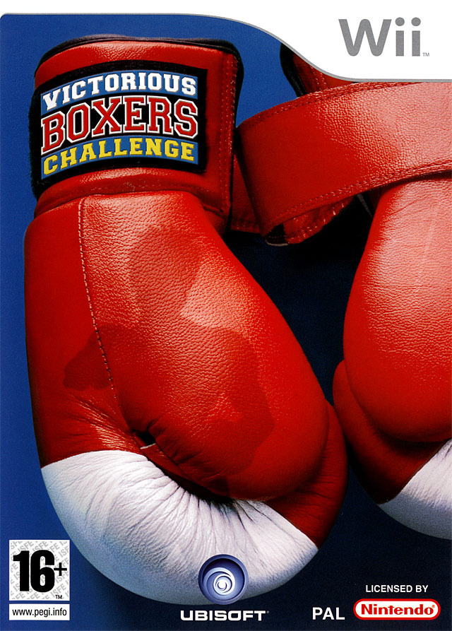 Victorious Boxers Challenge Vibcwi0f
