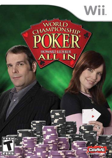 [Ud] World Championship Poker featuring Howard Lederer : All in