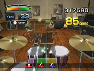 Test We Rock : Drum King Wii - Screenshot 18