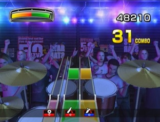 We Rock : Drum King Wii