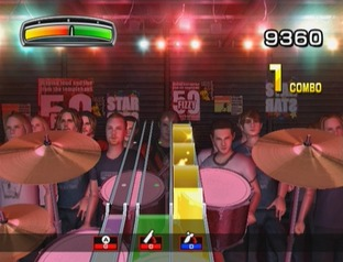 Test We Rock : Drum King Wii - Screenshot 25