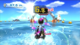Test Wii Sports Resort Wii - Screenshot 29