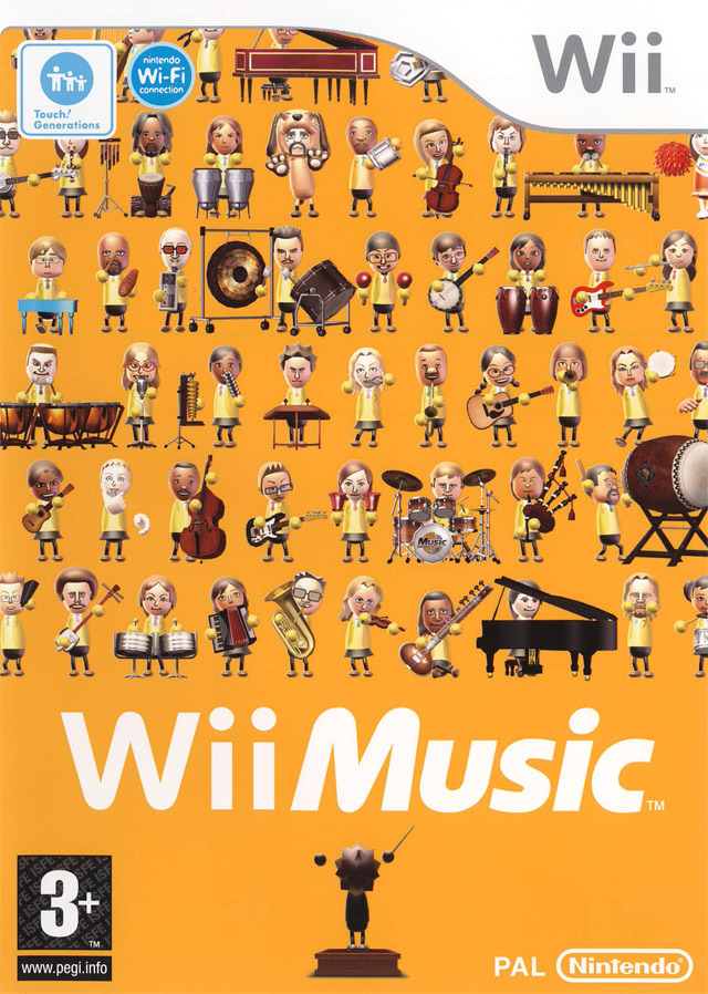 Wii music preview 0