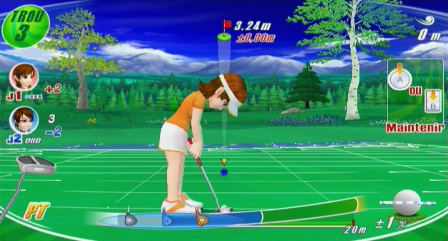 Images We Love Golf! Wii - 173