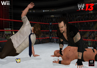Images of WWE'13