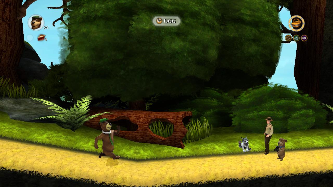 jeuxvideo.com Yogi l'Ours : Le Jeu Vidéo - Wii Image 18 sur 26