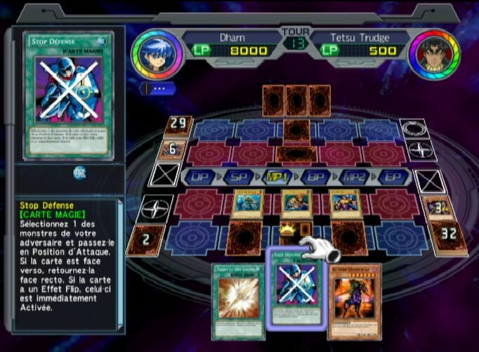 Yu-Gi-Oh! 5D's : Master of the Cards - Wii
