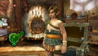 Test The Legend of Zelda : Twilight Princess Wii - Screenshot 30
