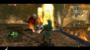 Test The Legend of Zelda : Twilight Princess Wii - Screenshot 31