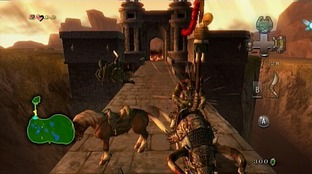 Test The Legend of Zelda : Twilight Princess Wii - Screenshot 32
