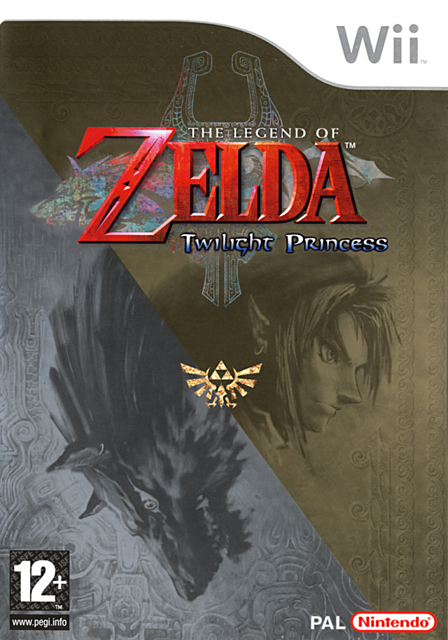 The Legend of Zelda Twilight Princess [PAL] [WII] [FS]