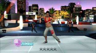 Test Zumba Fitness 2 Wii - Screenshot 1