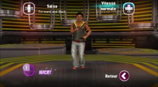 Test Zumba Fitness 2 Wii - Screenshot 2