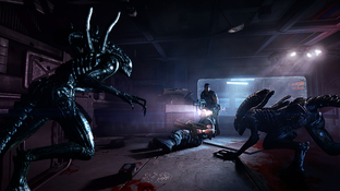 Aperçu Aliens : Colonial Marines Wii U - Screenshot 15