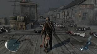 Test Assassin's Creed III : La Tyrannie du Roi Washington - Partie 2 - La Trahison Wii U - Screenshot 22