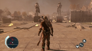 Test Assassin's Creed III : La Tyrannie du Roi Washington - Partie 3 - Redemption Wii U - Screenshot 1