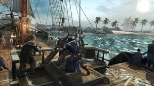 Aperçu Assassin's Creed III Wii U - Screenshot 40
