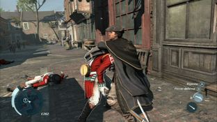 Test Assassin's Creed III Wii U - Screenshot 54