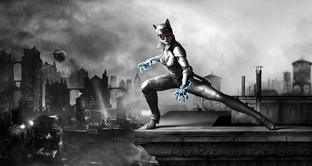 GC 2012 : Catwoman a aussi son armure dans Arkham City