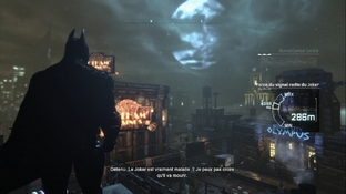 Test Batman Arkham City : Armored Edition Wii U - Screenshot 10