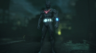 Test Batman Arkham City : Armored Edition Wii U - Screenshot 13