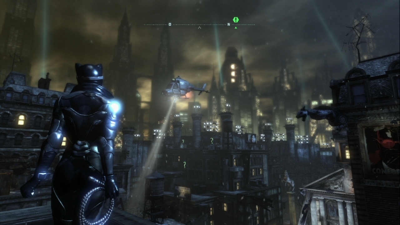 test wii u batman arkham city armored edition
