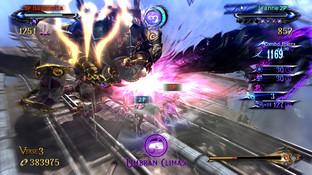 Bayonetta 2 se déchaîne en images