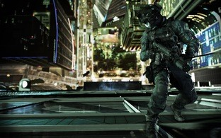 Aperçu Call of Duty : Ghosts Wii U - Screenshot 8