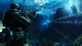 Aperçu Call of Duty : Ghosts Wii U - Screenshot 9