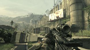 Call of Duty : Ghosts Wii U