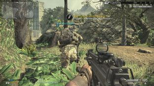 Call of Duty : Ghosts Wii U
