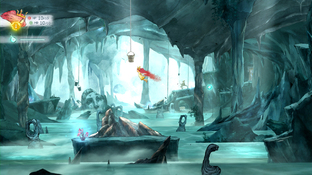 Aperçu Child of Light Wii U - Screenshot 2