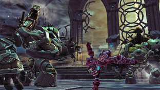 Images Darksiders II Wii U - 11