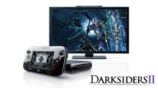 Pictures of Darksiders II Wii U
