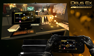 Aperçu Deus Ex : Human Revolution Director's Cut Wii U - Screenshot 2