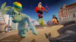 Aperçu Disney Infinity Wii U - Screenshot 31