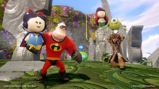 Aperçu Disney Infinity Wii U - Screenshot 47