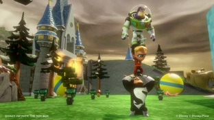 Aperçu Disney Infinity Wii U - Screenshot 49