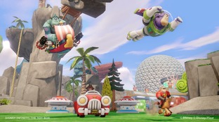 Aperçu Disney Infinity Wii U - Screenshot 51
