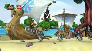 Aperçu Donkey Kong Country : Tropical Freeze - E3 2013 Wii U - Screenshot 16
