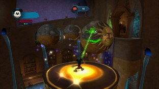Test Epic Mickey : Le Retour des Héros Wii U - Screenshot 27