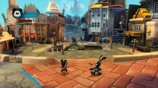 Test Epic Mickey : Le Retour des Héros Wii U - Screenshot 29