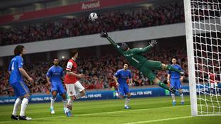 Aperçu FIFA 13 - GC 2012 Wii U - Screenshot 2